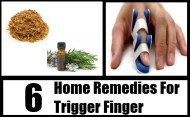 6 Home Remedies For Trigger Finger