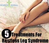 5 Treatments For Restless Leg Syndrome