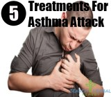 5 Treatments For Asthma Attack