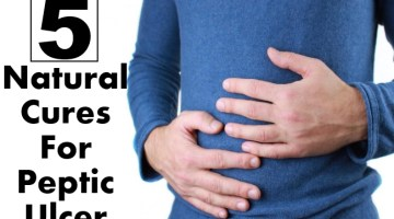 Natural Cures For Peptic Ulcer