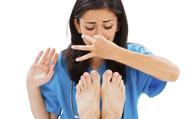 To Get Rid Of Foot Odor