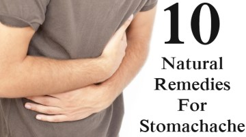 Natural Remedies For Stomachache