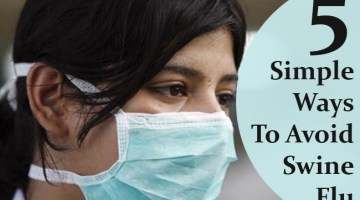 Simple Ways To Avoid Swine Flu