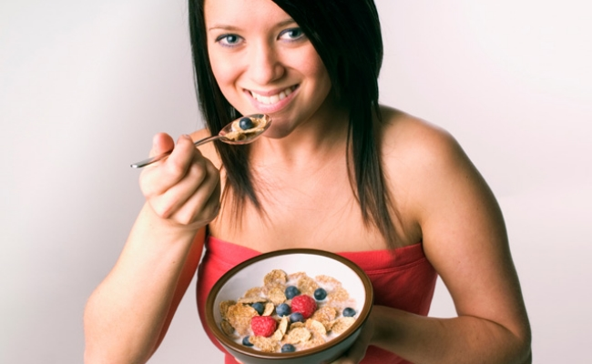 Eat Fibre Rich Food To Aid Digestion