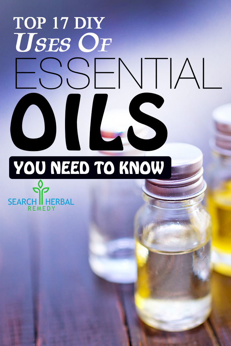 Top 17 DIY Uses Of Essential Oils You Need To Know