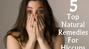 Top Natural Remedies For Hiccups