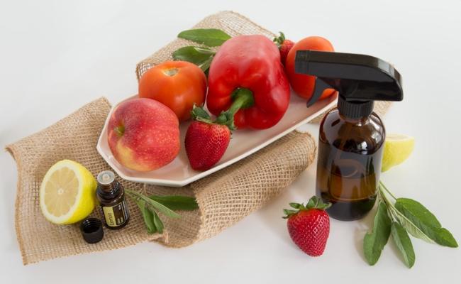 To Wash Veggies And Fruits