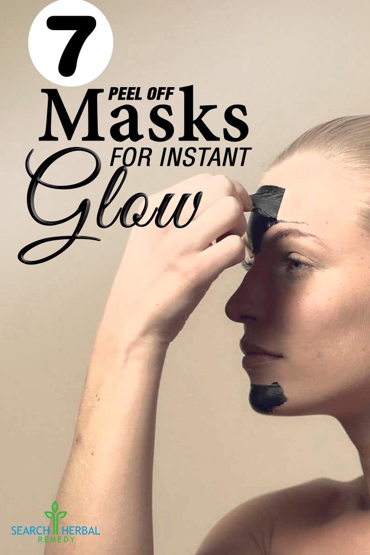7 Peel Off Masks For Instant Glow