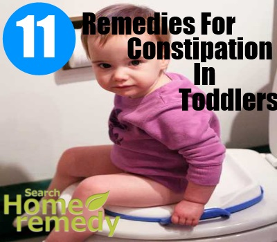 11Home Remedies For Constipation In Toddlers