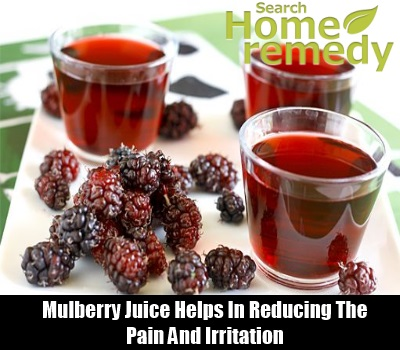 Drink Mulberry Juice