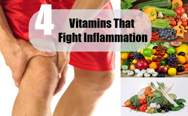 Vitamins That Fight Inflammation