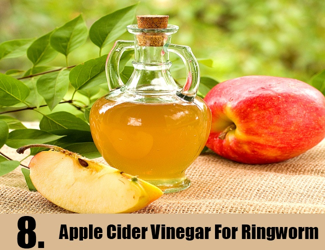 Apple Cider Vinegar For Ringworm