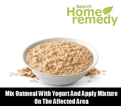 Apply Oatmeal With Yogurt