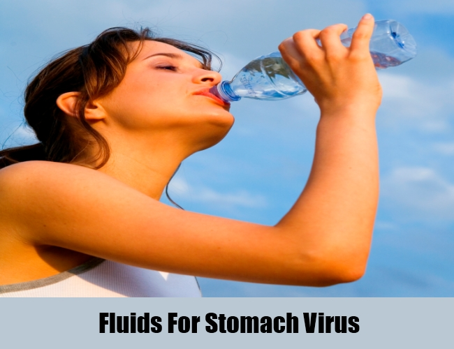 Fluids For Stomach Virus