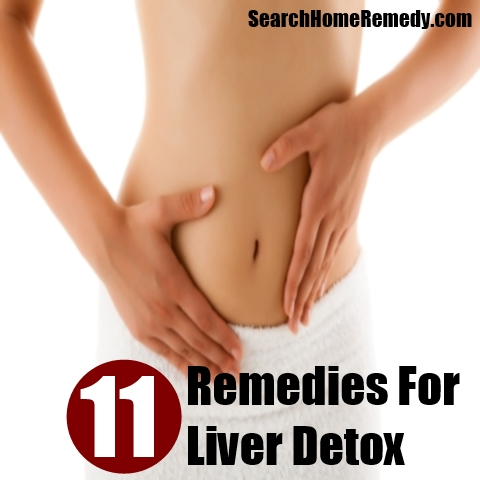 Home Remedies For A Liver Detox
