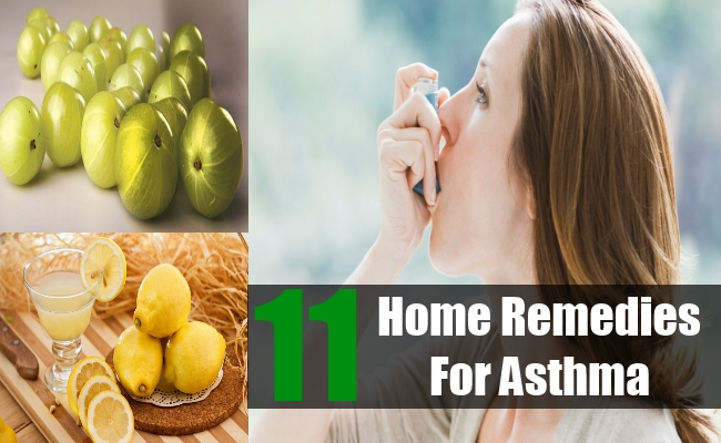Home Remedies For Asthma Symptoms