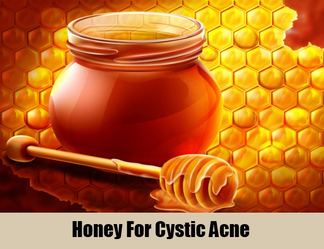 Honey For Cystic Acne