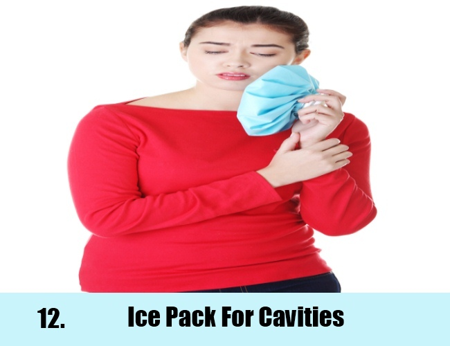 Ice Pack For Cavities