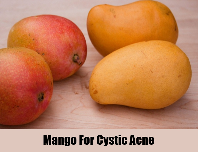 Mango For Cystic Acne