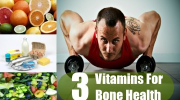 Vitamins for Bone Health