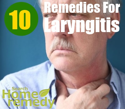 10 Home Remedies For Laryngitis
