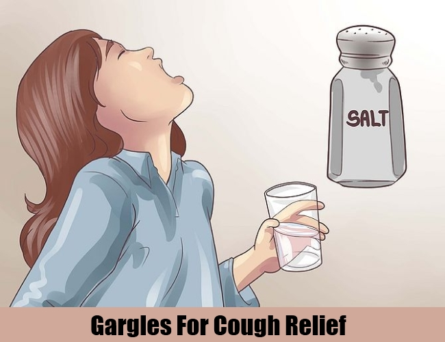 Gargles For Cough Relief