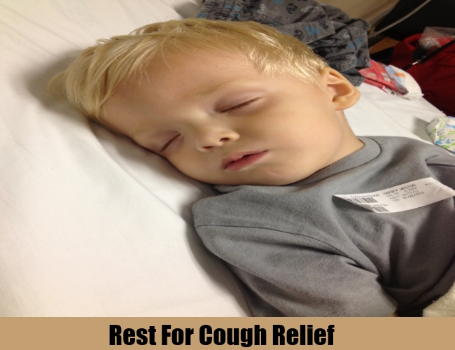 Rest For Cough Relief