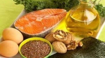 omega 3 and omega 6 food sources