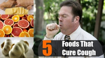Foods That Cure Cough
