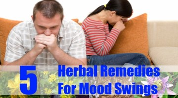 Herbal Remedies For Mood Swings