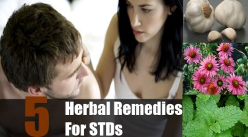 Herbal Remedies For STDs