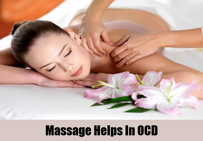 Massage Helps In OCD