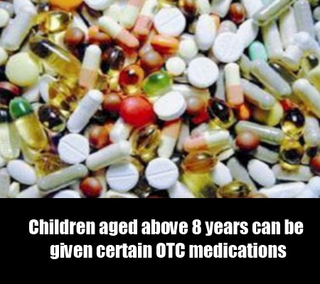 Try Over the Counter Medications