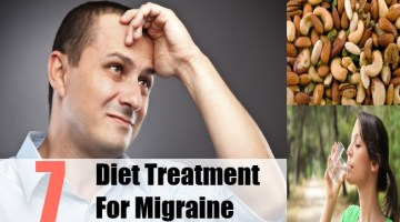 Diet Treatment For Migraine