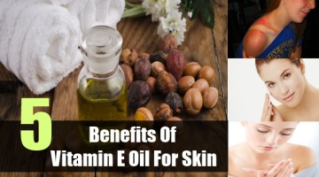 Benefits Of Vitamin E Oil For Skin