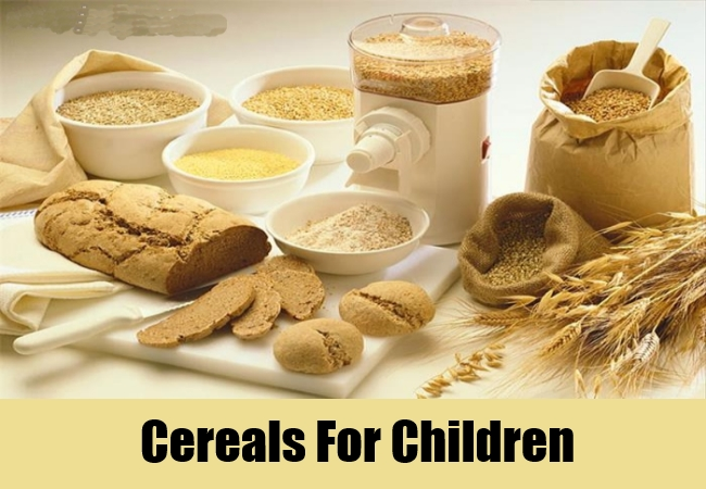 Cereals For Children