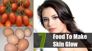 Food To Make Skin Glow