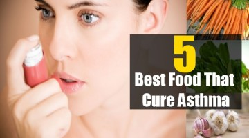 Best Food That Cure Asthma