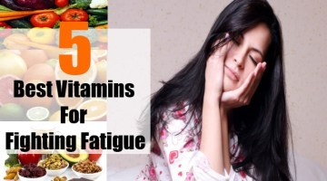 Best Vitamins For Fighting Fatigue
