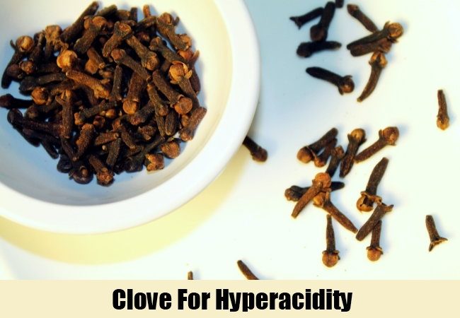 Clove For Hyperacidity