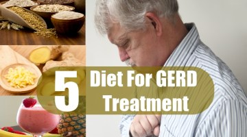 Diet For GERD Treatment