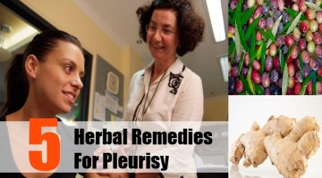 Herbal Remedies For Pleurisy