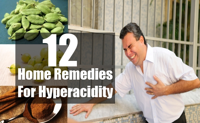 Home Remedies For Hyperacidity