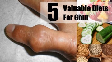 Valuable Diets For Gout