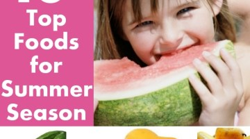 Superfoods for Summer Season