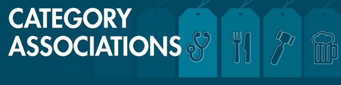 category associations
