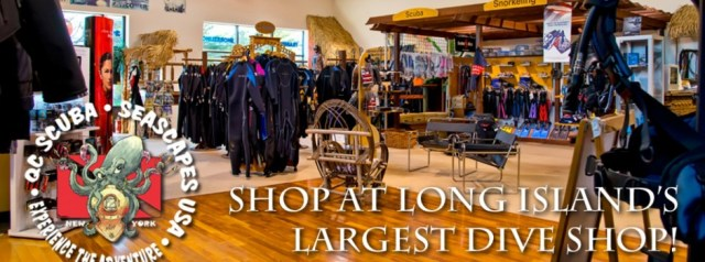 Seascapes USA_Scuba Equipment_Long Island Dive Shop_Syosset_New York