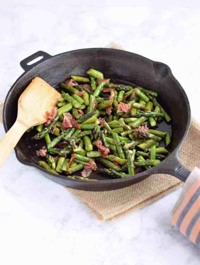 Asparagus and Bacon