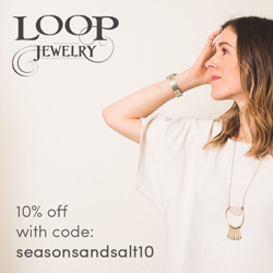Seasons + Salt Loop Jewelry