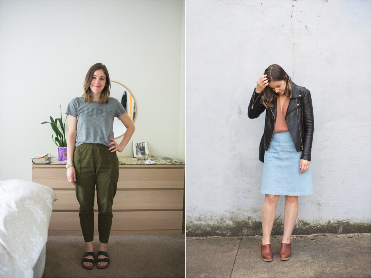 7 Days of Outfits: Spanning the Temps